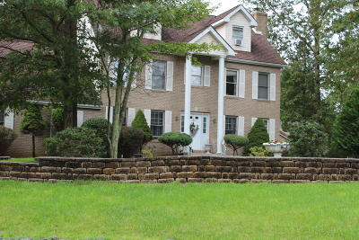 East Stroudsburg Single Family Home For Sale: 4246 Blue Mountain Xing Mtn