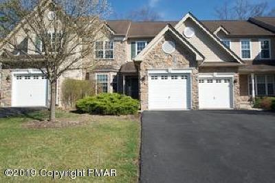 Country Club Of The Poconos Single Family Home For Sale: 1746 Big Ridge Drive