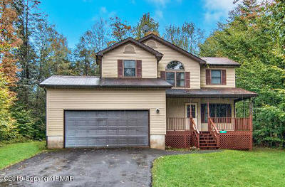 Pocono Lake Single Family Home For Sale: 107 Woodbury Dr