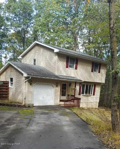 Saylorsburg Single Family Home For Sale: 121-123 Big Buck Dr