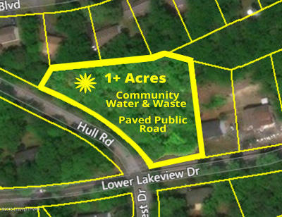 East Stroudsburg Residential Lots & Land For Sale: Lot # 86 Woodcrest & Lower Lakeview Dr