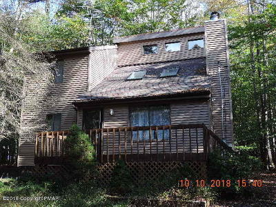 Gouldsboro Single Family Home For Sale: 72 E Creek View Drive