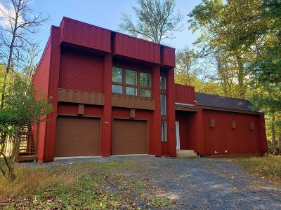 East Stroudsburg Single Family Home For Sale: 5117 Red Bud Ter
