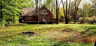 Pocono Lake PA Single Family Home For Sale: $116,000