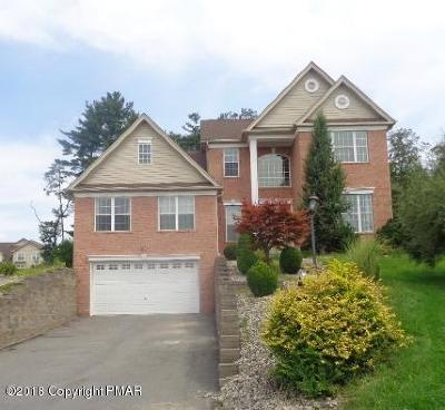 Country Club Of The Poconos Single Family Home For Sale: 3322 Doral Ct
