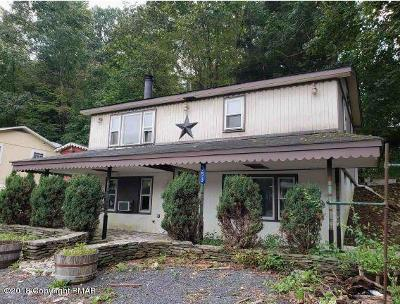 Saylorsburg Single Family Home For Sale