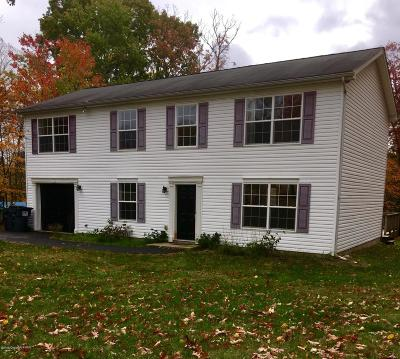 East Stroudsburg Single Family Home For Sale: 2261 White Oak Dr