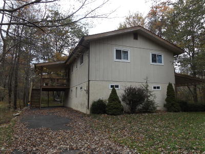 Long Pond Single Family Home For Sale: 1553 Clover Rd
