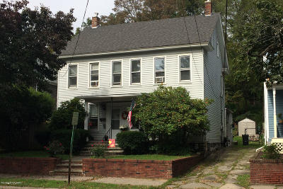 Stroudsburg Multi Family Home For Sale: 620 & 622 Scott St