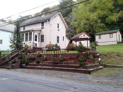 Stroudsburg Single Family Home For Sale: 7682 Cherry Valley Rd