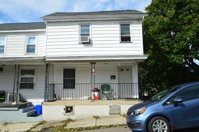 Jim Thorpe Single Family Home For Sale: 425 Oak St