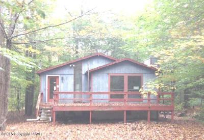 Pocono Lake Single Family Home For Sale: 321 Stroud Ct