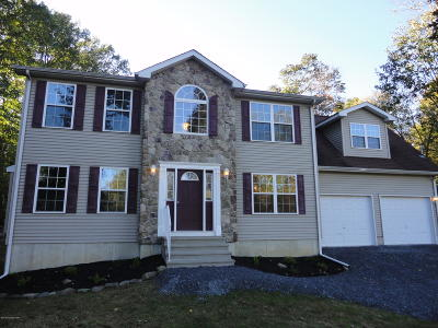 East Stroudsburg Single Family Home For Sale: 1257 Lace Dr