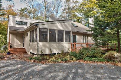 Pocono Pines PA Single Family Home For Sale: $269,000