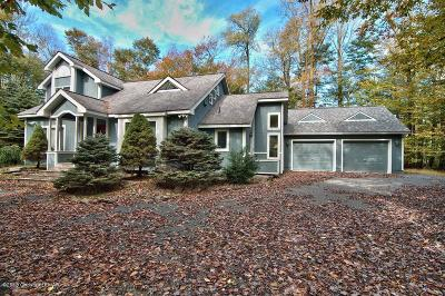 Pocono Pines PA Single Family Home For Sale: $389,000