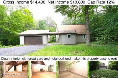 Monroe County Multi Family Home For Sale: 3616 Cedar Ln