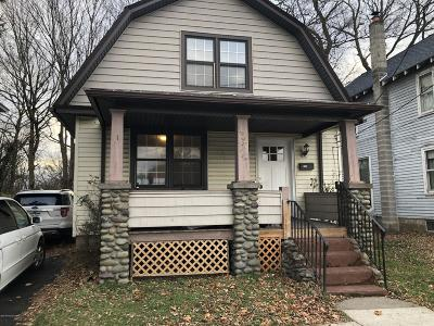 East Stroudsburg PA Single Family Home For Sale: $110,000