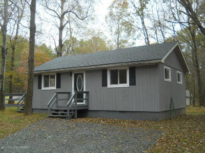 Albrightsville PA Single Family Home For Sale: $59,900