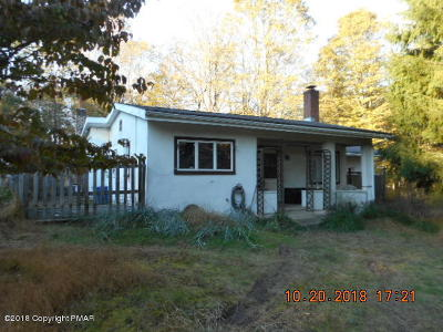 East Stroudsburg PA Single Family Home For Sale: $79,900