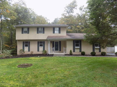 East Stroudsburg Single Family Home For Sale: 1151 Browning Rd
