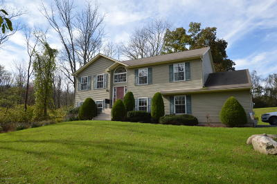 Bangor Single Family Home For Sale: 2149 Ackermanville Rd