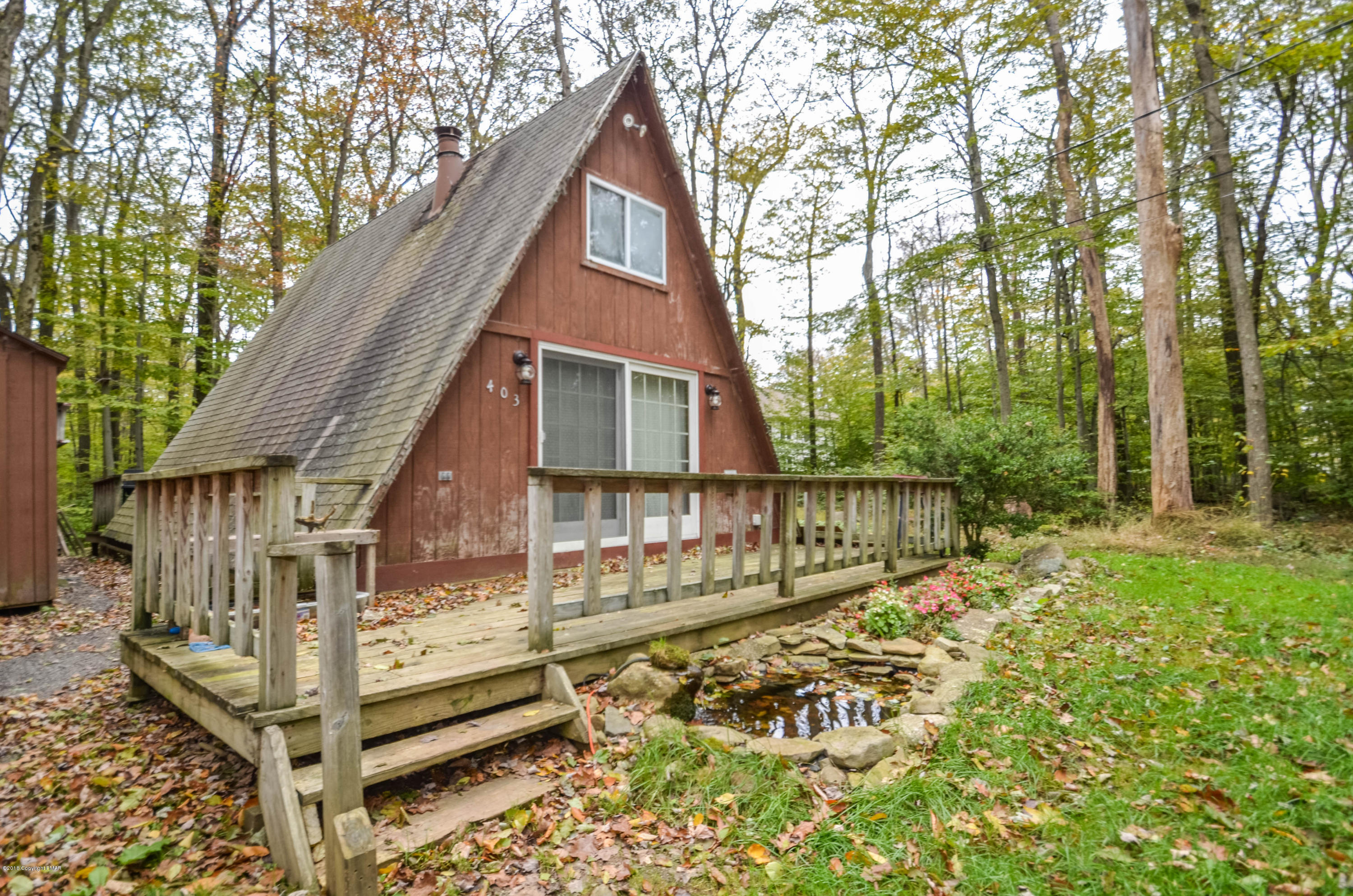 403 Antler Ln Tobyhanna Pa Mls Pm 62673 Bradley Realty Of The