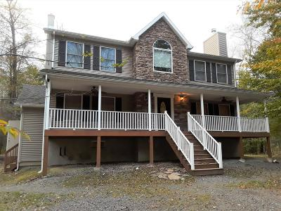 Gouldsboro Single Family Home For Sale: 15 (Aka 1122) East Creek View Dr