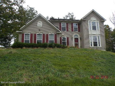 East Stroudsburg PA Single Family Home For Sale: $174,900