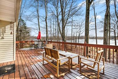 Pocono Lake Single Family Home For Sale: 142 Cottontail Ln