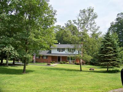 Cresco Single Family Home For Sale: 8104 Oak Ridge Ln