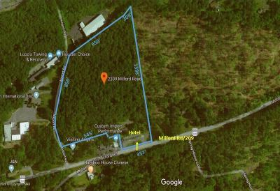 East Stroudsburg Commercial For Sale: 2309 Milford Rd