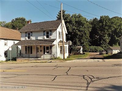Bangor Single Family Home For Sale: 137 Messinger St