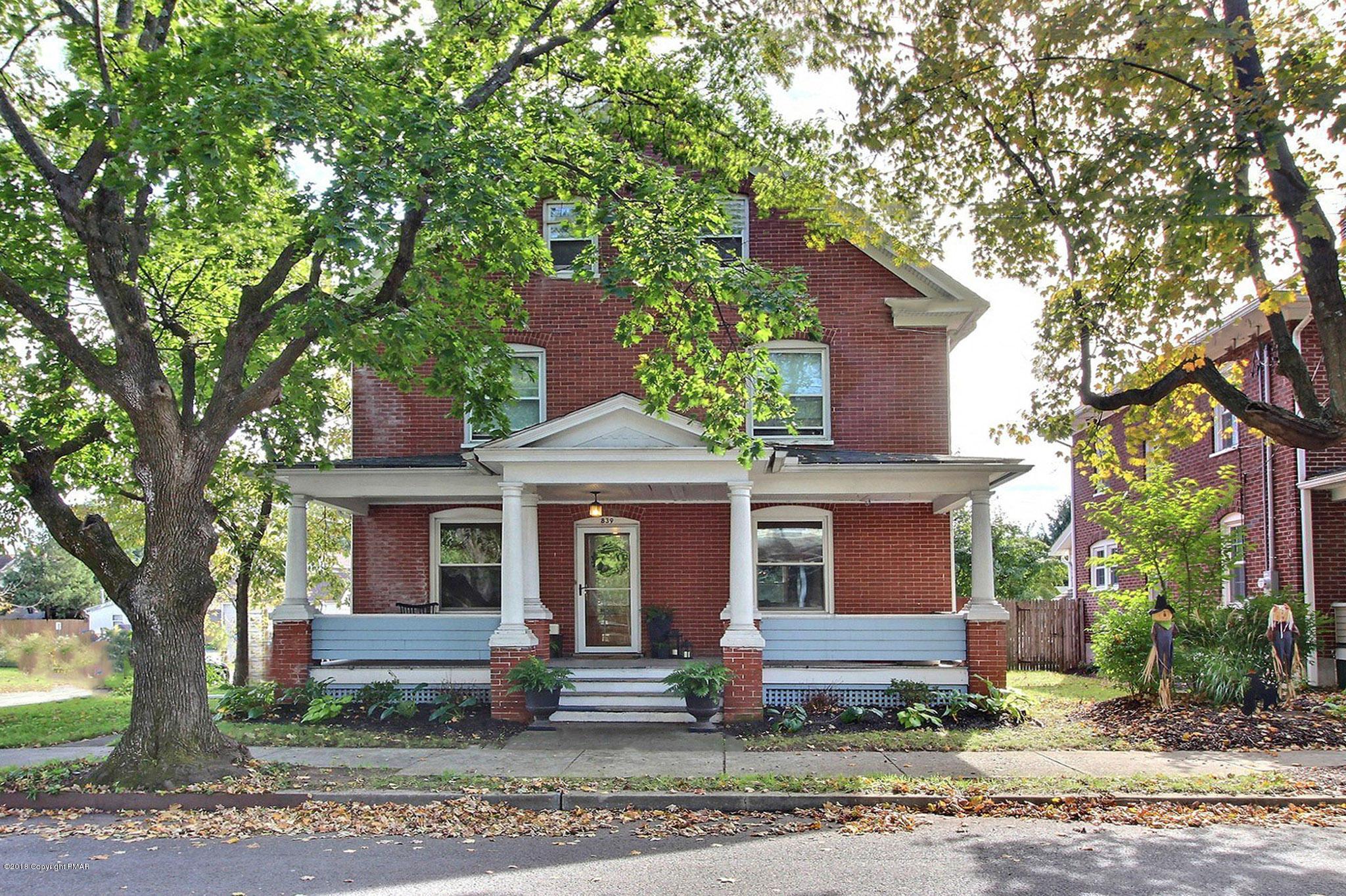 839 Scott St, Stroudsburg, PA 18360