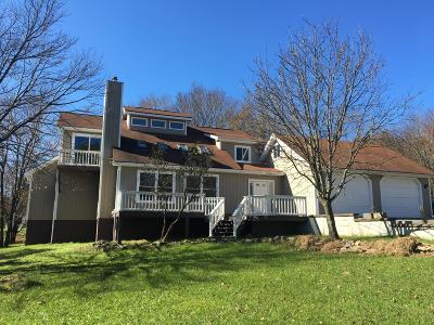 Blakeslee Single Family Home For Sale: 285 Skyline Dr