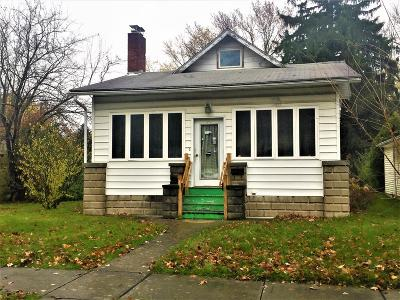 Stroudsburg Single Family Home For Sale: 412 Bryant St