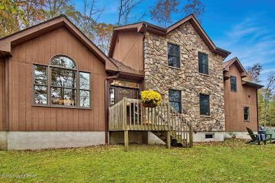 Canadensis Single Family Home For Sale: 5110 Oak Ln