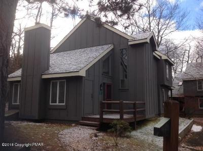 Lake Harmony Single Family Home For Sale: 27 Elevator