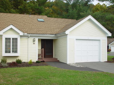Stroudsburg Single Family Home For Sale: 54 Village Dr