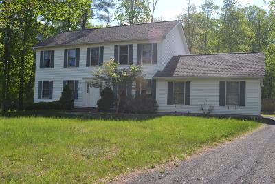 East Stroudsburg Single Family Home For Sale: 184 Escoll Dr