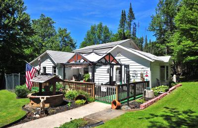Canadensis Single Family Home For Sale: 331 Lake Rd