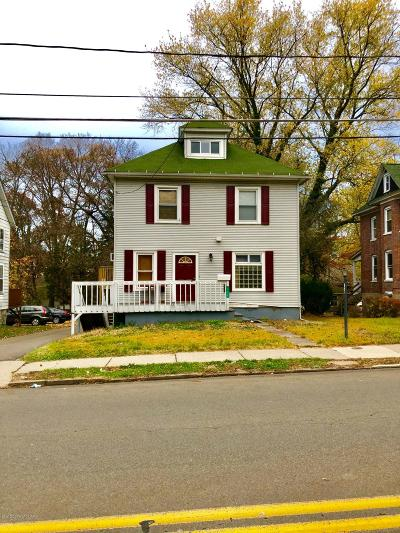 East Stroudsburg Multi Family Home For Sale: 120 Ridgeway St
