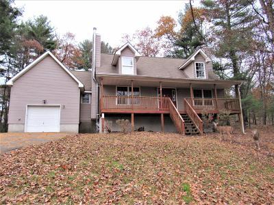 Henryville Single Family Home For Sale: 202 (Aka 4242) Alpine Lake Rd