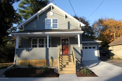 East Stroudsburg Single Family Home For Sale: 106 W 4th St