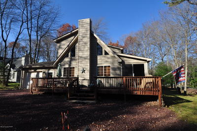 Towamensing Trails Single Family Home For Sale: 4 Bates Cir
