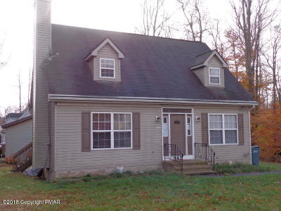 Monroe County Rental For Rent: 8480 Bumble Bee Way