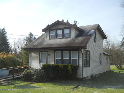 Blakeslee Single Family Home For Sale: 5635 Route 115