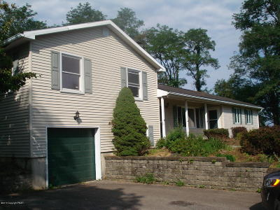 Saylorsburg Single Family Home For Sale: 303 Route 115
