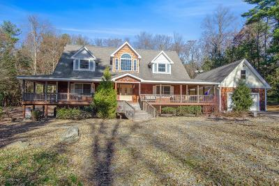 Single Family Home For Sale: 1502 Sherwood Forest Rd
