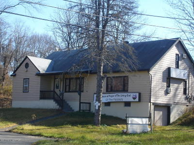 East Stroudsburg Commercial For Sale: 332 McCole Rd