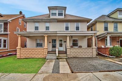 Palmerton Single Family Home For Sale: 478 Franklin Ave